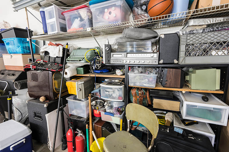 Best Ways To Store All The Stuff In Your Garage